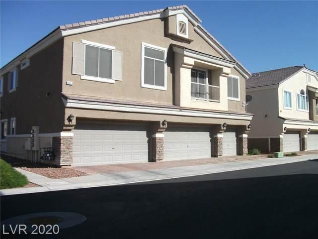 6676 Lavender Lilly Lane #3, North Las Vegas, NV 89084 (MLS #2258480) :: Team Michele Dugan