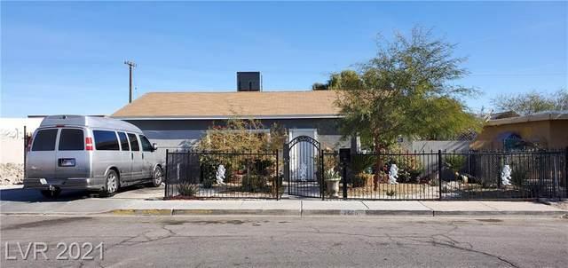 2556 Ellis Street, North Las Vegas, NV 89030 (MLS #2258493) :: Vestuto Realty Group