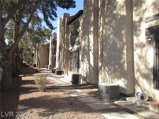 2965 Calle Grande, Las Vegas, NV 89120 (MLS #2258564) :: The Lindstrom Group