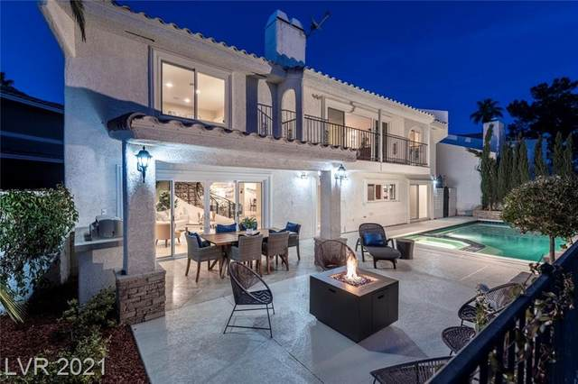 2839 Queens Courtyard Drive, Las Vegas, NV 89109 (MLS #2258598) :: Kypreos Team