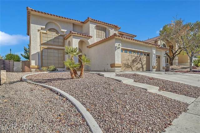 1298 Autumn Wind Way, Henderson, NV 89052 (MLS #2258696) :: Signature Real Estate Group