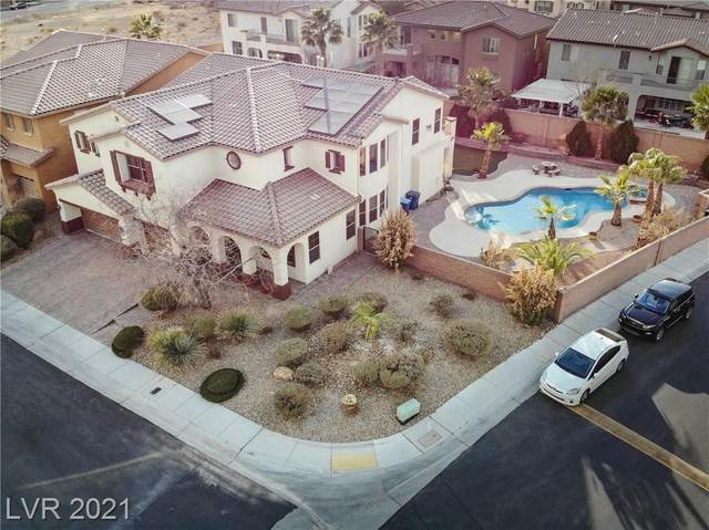 9627 Stinger Court, Las Vegas, NV 89178 (MLS #2258878) :: The Perna Group