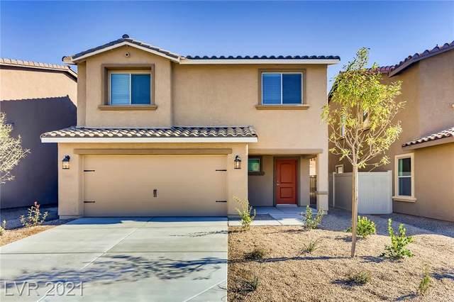 355 Nativo Avenue, North Las Vegas, NV 89031 (MLS #2258963) :: Team Michele Dugan