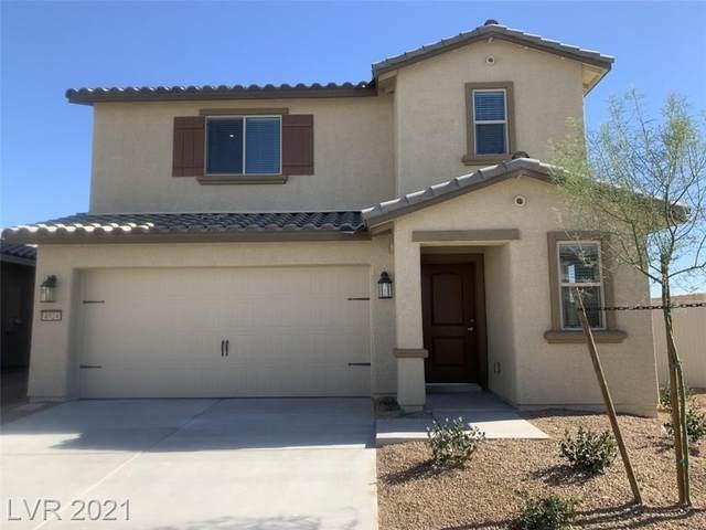 351 Nativo Avenue, North Las Vegas, NV 89031 (MLS #2258967) :: The Mark Wiley Group | Keller Williams Realty SW
