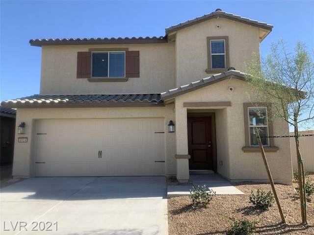 359 Nativo Avenue, North Las Vegas, NV 89031 (MLS #2258970) :: The Mark Wiley Group | Keller Williams Realty SW
