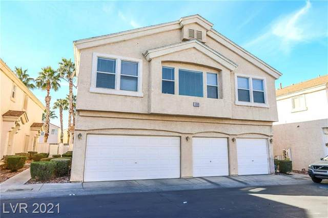 5909 Trickling Descent Street #101, Henderson, NV 89011 (MLS #2259261) :: Signature Real Estate Group