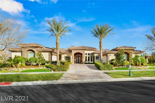 8 Chalk Hill Court, Las Vegas, NV 89141 (MLS #2259361) :: Hebert Group | Realty One Group