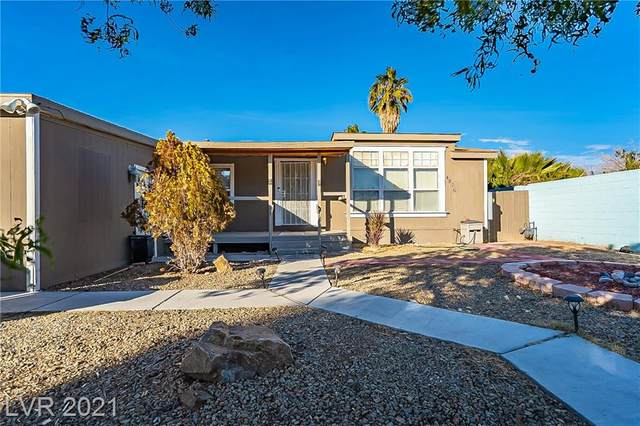 4876 Saguaro Way, Las Vegas, NV 89121 (MLS #2259382) :: The Shear Team
