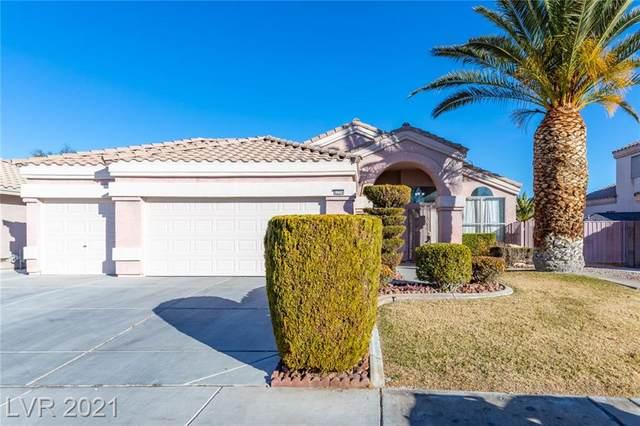 6204 Topaz Valley Avenue, Las Vegas, NV 89130 (MLS #2259385) :: Kypreos Team