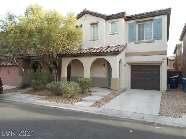 7607 Brisa Del Mar Avenue, Las Vegas, NV 89179 (MLS #2259422) :: Signature Real Estate Group