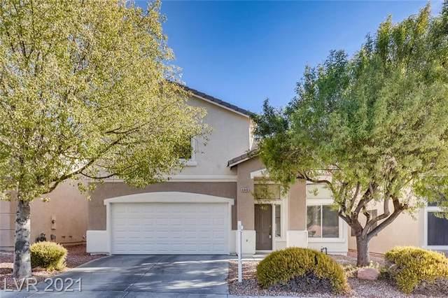 6040 Black Gold Street, North Las Vegas, NV 89031 (MLS #2259702) :: Vestuto Realty Group
