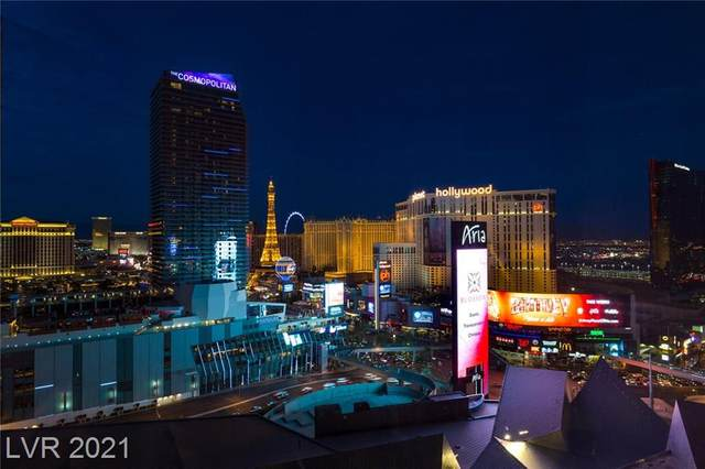 3726 S Las Vegas Boulevard #2012, Las Vegas, NV 89158 (MLS #2260106) :: Signature Real Estate Group