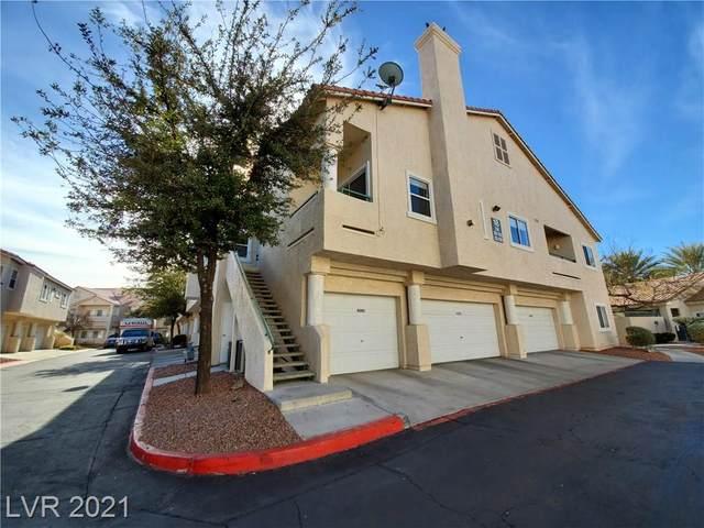 7450 Eastern Avenue #2062, Las Vegas, NV 89123 (MLS #2260150) :: The Shear Team