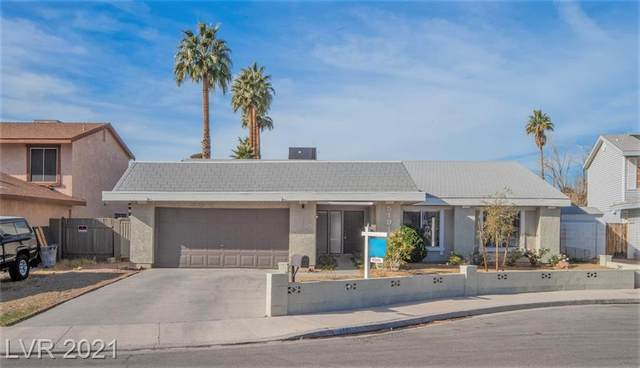 5191 Sunnywood Drive, Las Vegas, NV 89120 (MLS #2260164) :: Billy OKeefe | Berkshire Hathaway HomeServices
