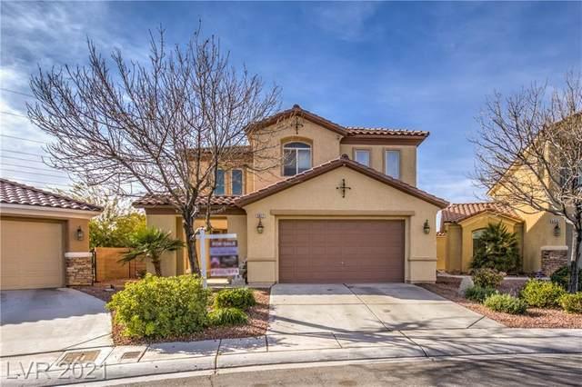 3617 Birdwatcher Avenue, North Las Vegas, NV 89084 (MLS #2260292) :: Signature Real Estate Group