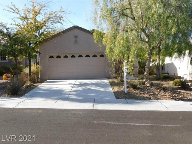 2553 Crater Rock Street, Henderson, NV 89044 (MLS #2260677) :: Signature Real Estate Group