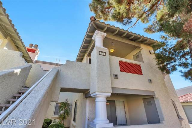 6844 Elm Creek Drive #204, Las Vegas, NV 89108 (MLS #2260741) :: Hebert Group | Realty One Group