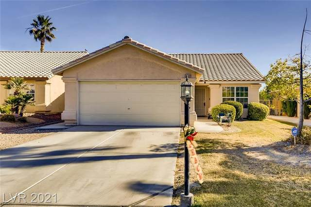 5456 Patchwood Court, Las Vegas, NV 89130 (MLS #2261150) :: Hebert Group | Realty One Group