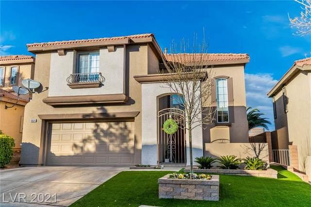 10874 Mallorca Street, Las Vegas, NV 89144 (MLS #2261335) :: The Lindstrom Group