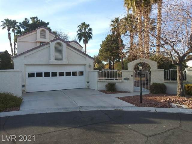 7276 Drifting River Court, Las Vegas, NV 89149 (MLS #2261422) :: Signature Real Estate Group