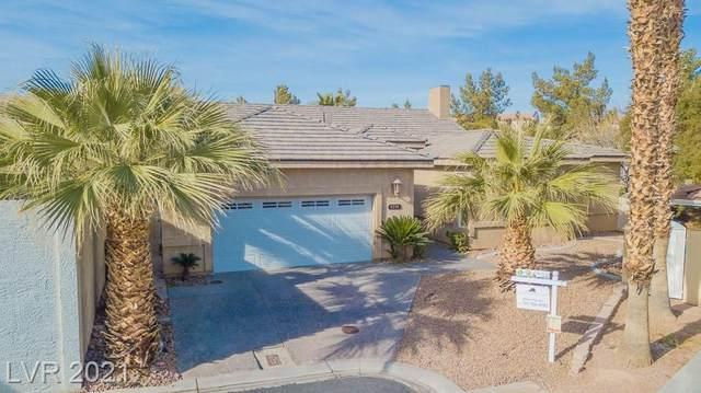 4574 Sheri Lyn Court Court, Las Vegas, NV 89121 (MLS #2261521) :: Signature Real Estate Group