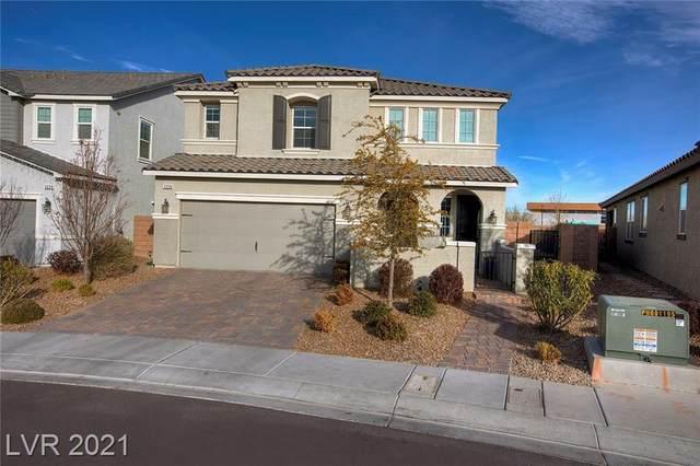 3224 Brescia Bank Avenue, Henderson, NV 89044 (MLS #2261613) :: The Lindstrom Group