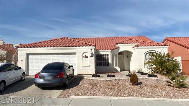 716 Colonnade Row Drive, North Las Vegas, NV 89032 (MLS #2261707) :: The Lindstrom Group