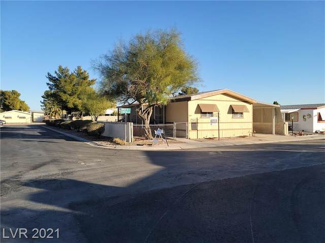 3182 Comitan Lane, Las Vegas, NV 89122 (MLS #2261849) :: ERA Brokers Consolidated / Sherman Group