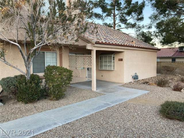 1600 Torrey Pines Drive #104, Las Vegas, NV 89108 (MLS #2261882) :: Hebert Group | Realty One Group