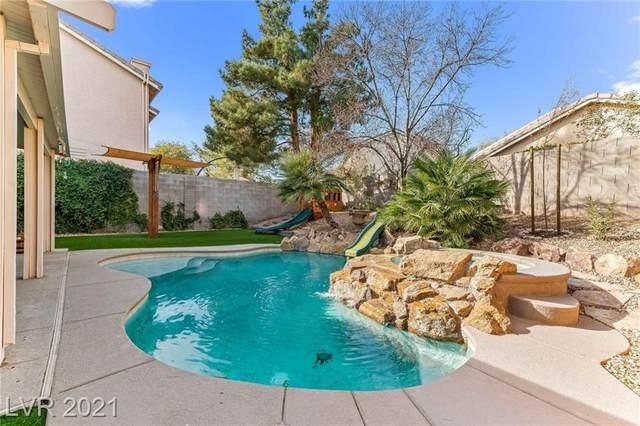 1109 Enderly Lane, Las Vegas, NV 89144 (MLS #2261884) :: Signature Real Estate Group