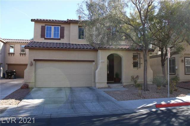 632 Monument Point Street, Henderson, NV 89002 (MLS #2261907) :: Signature Real Estate Group