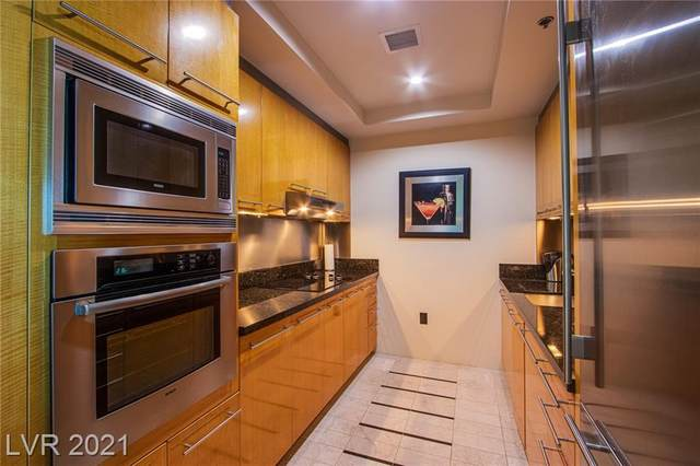 2700 Las Vegas Boulevard #2506, Las Vegas, NV 89109 (MLS #2261936) :: Signature Real Estate Group