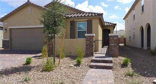 2924 Aragon Terrace Way, Henderson, NV 89044 (MLS #2262001) :: The Lindstrom Group