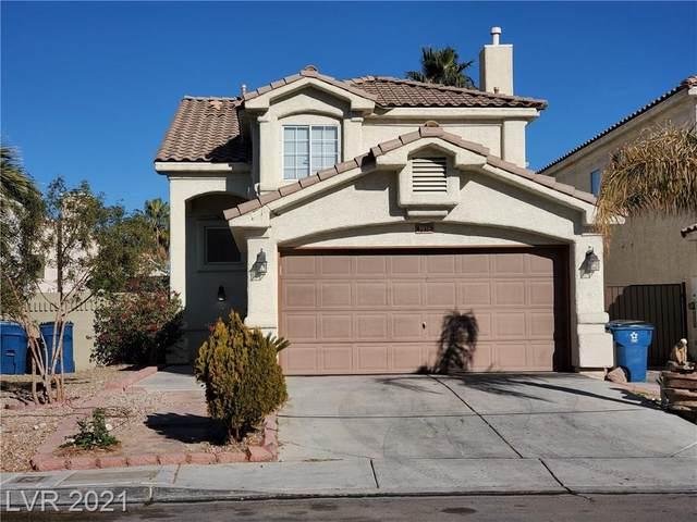 3958 Bolles Harbor Street, Las Vegas, NV 89104 (MLS #2262021) :: Jeffrey Sabel