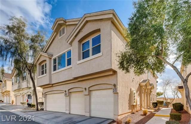 6519 Buster Brown Avenue #101, Las Vegas, NV 89122 (MLS #2262183) :: Billy OKeefe | Berkshire Hathaway HomeServices