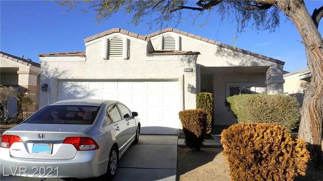 1628 Wendell Williams Avenue, Las Vegas, NV 89106 (MLS #2262284) :: Signature Real Estate Group