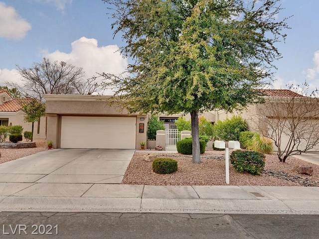 2425 Desert Butte Drive, Las Vegas, NV 89134 (MLS #2262471) :: Team Michele Dugan