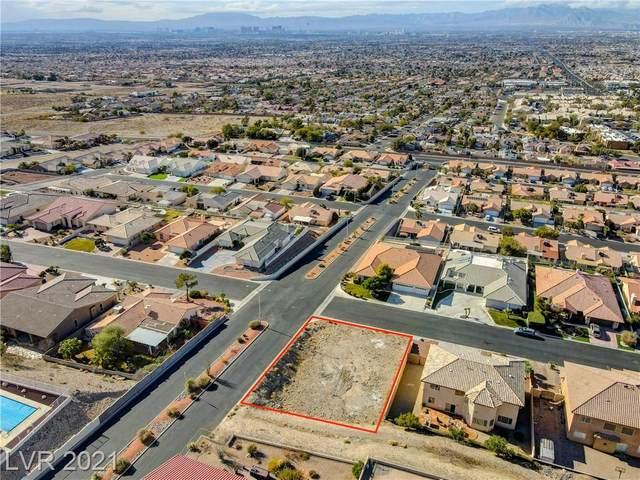 1912 Napoleon Drive, Las Vegas, NV 89156 (MLS #2262535) :: Custom Fit Real Estate Group