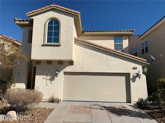 2480 Autumn Chase Lane, Henderson, NV 89052 (MLS #2262584) :: Signature Real Estate Group