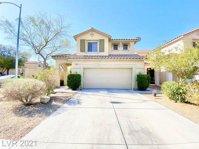 8023 Villa Trovas Court, Las Vegas, NV 89113 (MLS #2262862) :: Signature Real Estate Group