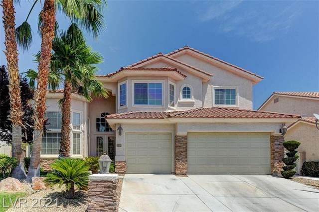 9654 Irvine Bay Court, Las Vegas, NV 89147 (MLS #2262988) :: Jeffrey Sabel