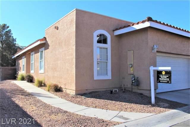 2803 Hedge Creek Avenue, Las Vegas, NV 89123 (MLS #2263198) :: Team Michele Dugan