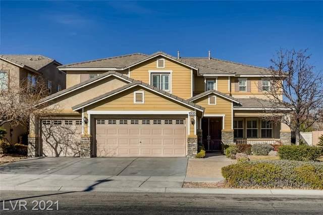 10530 Hope Mills Drive, Las Vegas, NV 89135 (MLS #2263316) :: Billy OKeefe | Berkshire Hathaway HomeServices