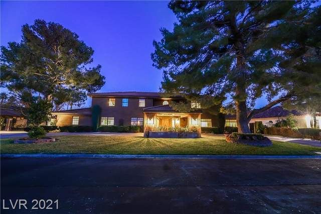 217 Desert View Street, Las Vegas, NV 89107 (MLS #2263634) :: The Shear Team