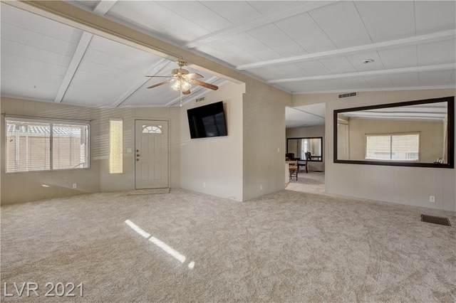 3512 Isle Royale Drive, Las Vegas, NV 89122 (MLS #2263906) :: Custom Fit Real Estate Group