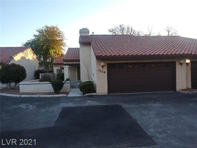 3129 La Mancha Way, Henderson, NV 89014 (MLS #2264184) :: Lindstrom Radcliffe Group