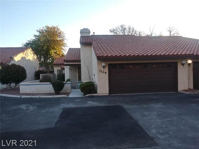 3129 La Mancha Way, Henderson, NV 89014 (MLS #2264184) :: Lindstrom Radcliffe Group