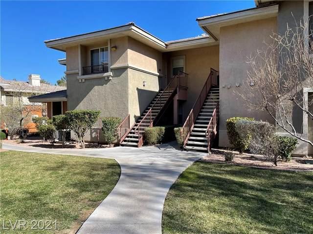 905 Duckhorn Court #204, Las Vegas, NV 89144 (MLS #2264285) :: Billy OKeefe | Berkshire Hathaway HomeServices