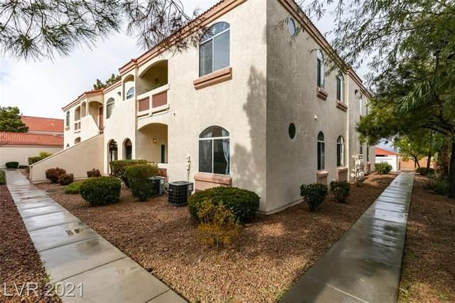 700 Carnegie Street #3614, Henderson, NV 89052 (MLS #2264617) :: The Perna Group