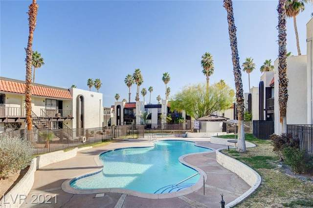 1405 Vegas Valley Drive #335, Las Vegas, NV 89169 (MLS #2264719) :: Signature Real Estate Group